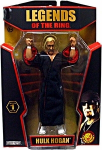 TNA Wrestling Legends of the Ring Series 1 Action Figure Hulk Hogan [NWA]
