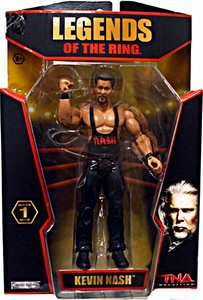 TNA Wrestling Legends of the Ring Series 1 Action Figure Kevin Nash