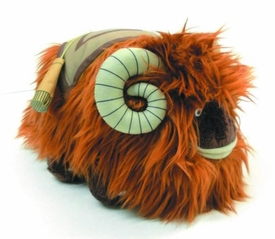 Star Wars Creatures Plush Bantha New!