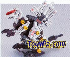 Tomy Zoids Customized Parts CP-18 Missile Launcher