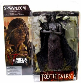 McFarlane Toys Movie Maniacs Series 5 Action Figure The Tooth Fairy [Regular Version - No Blood]