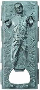Diamond Select Star Wars Bottle Opener Han Solo in Carbonite New!