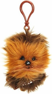 Star Wars The Clone Wars 4 Inch Talking Plush Clip-On Chewbacca