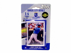 Topps MLB Baseball Cards 2009 Kansas City Royals 14 Card Team Set BLOWOUT SALE!