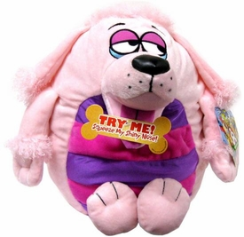 KooKoo Kennel 12 Inch Deluxe Plush High-Strung, Totally-Pampered, Poodledoodle