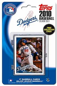 Topps MLB Baseball Cards 2010 Los Angeles Dodgers 17 Card Team Set [Includes Exclusive Card!]