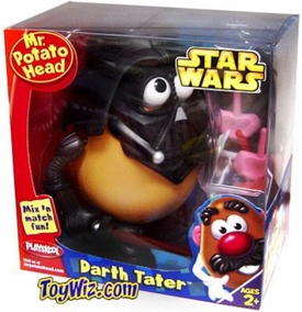 Star Wars Mr. Potato Head Darth Tater