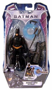 Batman Dark Knight Movie Action Figure Sonic Spy Batman