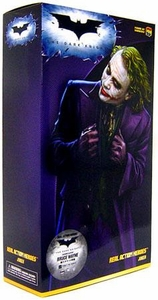 Batman The Dark Knight Movie Medicom RAH Real Action Heroes 12 Inch Collectible Figure Joker [Heath Ledger]