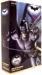 Batman The Dark Knight Movie Medicom RAH Real Action Heroes 12 Inch Collectible Figure Batman