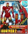 Iron Man 2 Movie Toys & Action Figures