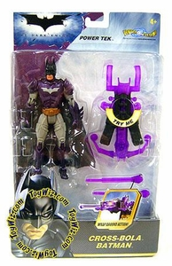 Batman Dark Knight Movie Power Tek Cross-Bola Batman