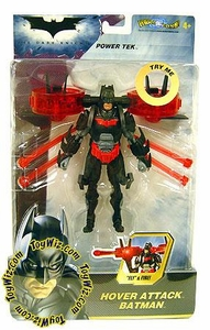 Batman Dark Knight Movie Power Tek Hover Attack Batman