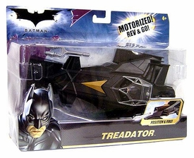 Batman Dark Knight Movie Vehicle Rev & Go Treadator