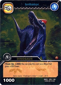 Dinosaur King TCG Single Card Gold DKCG-026 Irritator