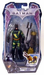 Batman Dark Knight Movie Action Figure Body Cannon Batman [2009 Packaging]