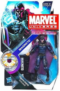 Marvel Universe 3 3/4 Inch Series 16 Action Figure #26 Magneto