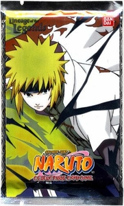 Naruto Card Game Lineage of the Legends Booster Pack