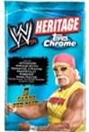 Topps CHROME WWE Heritage Trading Cards Pack