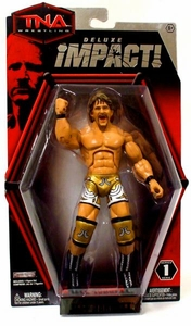 TNA Wrestling Deluxe Impact Series 1 Action Figure Jeff Jarrett