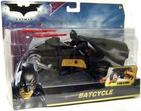 Batman Dark Knight Movie Vehicle Batcycle