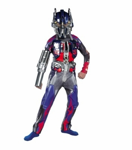 Disguise Transformers Costume #6685G Optiimus Prime Deluxe (Child Large 10-12)