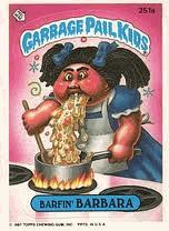 Topps Garbage Pail Kids Original 1980's Series 7 Set [251a-292a & 251b-292b]