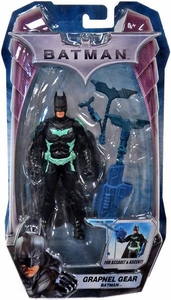 Mattel Batman Dark Knight Movie 5 Inch Action Figure Grapnel Gear Batman