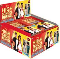 Topps High School Musical 2 Expanded Edition Trading Cards & Stickers Fun Box [24 Packs] BLOWOUT SALE!