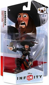 Disney Infinity Game Figure Captain Barbossa