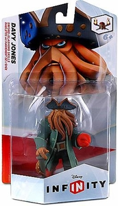 Disney Infinity Game Figure Davy Jones