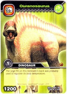 Dinosaur King TCG Single Card Common DKCG-068 Ouranosaurus