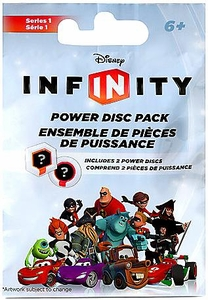 Disney Infinity Series 1 Power Disc Pack