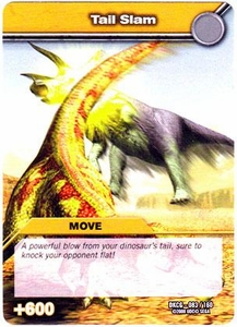 Dinosaur King TCG Single Card Common DKCG-083 Tail Slam