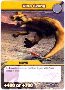 Dinosaur King TCG Single Card Common DKCG-088 Dino Swing
