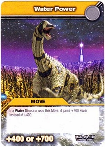 Dinosaur King TCG Single Card Common DKCG-093 Water Power