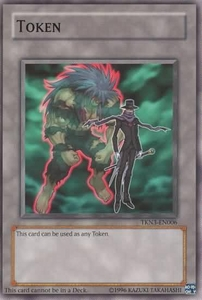 YuGiOh Promo Token Cards TKN3-EN006 Destiny Hero - Double Dude Token