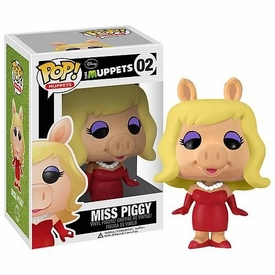 Funko POP! Muppets Vinyl Figure Miss Piggy