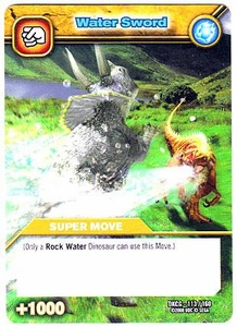 Dinosaur King TCG Single Card Common DKCG-113 Water Sword