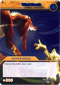 Dinosaur King TCG Single Card Silver DKCG-116 Vital Soak