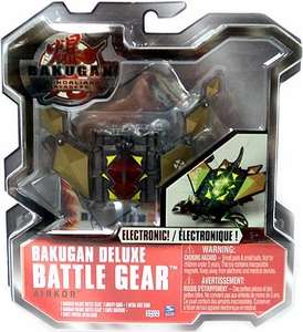 Bakugan Deluxe Electronic Battle Gear Darkus [Black] Airkor Adds 120 G!