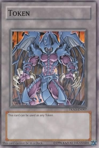YuGiOh Promo Token Cards TKN3-EN007 Raviel, Lord of Phantasms