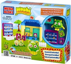 Moshi Monsters Mega Bloks Set #80622 Gross-ery Store