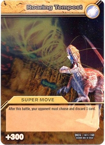 Dinosaur King TCG Single Card Gold DKCG-141 Roaring Tempest