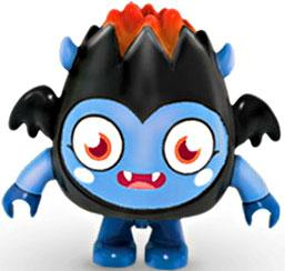 Moshi Monsters Mega Bloks Mini Figure Diavlo