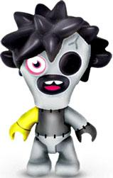 Moshi Monsters Mega Bloks Mini Figure Zommer
