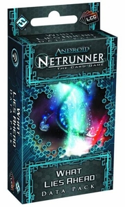 Android Netrunner Living Card Game Data Pack What Lies Ahead