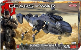 Gears of War Exclusive Erector Construction Set #8450 King Raven