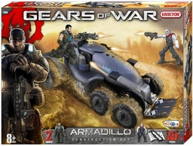 Gears of War Exclusive Erector Construction Set #5450 Armadillo APC