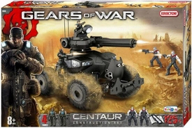 Gears of War Exclusive Erector Construction Set #6450 Centaur Tank
